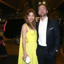 Jessica Biel i Justin Timberlake (Foto: AFP)