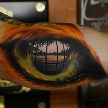 3D tetovaže (Foto: brightside.me) - 3