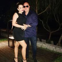 Margarida Aranha i Milos Kant (Foto: Instagram)