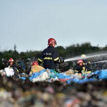 Veliki požar na deponija smeća u Totovcu (Fhoto: Vjeran Zganec Rogulja/PIXSELL) - 1