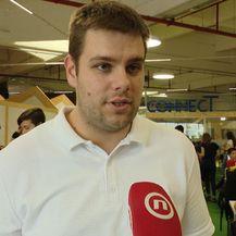 Paolo Zenzerović voditelj poslovanja IRIM-a (Foto: Dnevnik.hr)