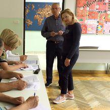 Izbori za Europski parlament (Foto: Goran Stanzl/PIXSELL)