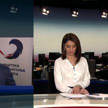 Ruža Tomašić o prvim izlaznim anketama (Video: Dnevnik Nove TV)