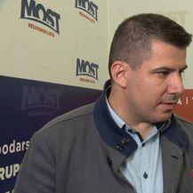 Nikola Grmoja, politički tajnik Mosta (Foto: Dnevnik.hr)
