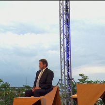 Tihomir Cipek o izlaznim anketama (Video: Dnevnik Nove TV)