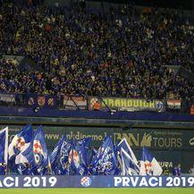 Slavlje Dinama (Foto: Slavko Midzor/PIXSELL)