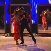 Marko Mrkić i Viktorija Đonlić Rađa (Foto: Ples sa zvijezdama)
