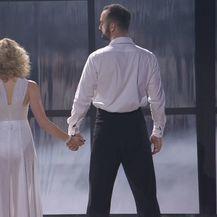 Ivan Šarić i Paula Jeričević (Foto: Ples sa zvijezdama)