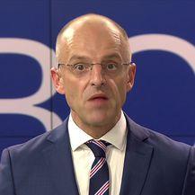 Nikola Grmoja o rezultatima izbora (Video: Specijalna emisija u 23h)