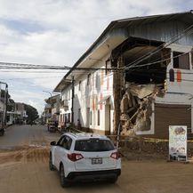 Potres u Peruu (Foto: AFP) - 1