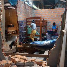 Potres u Peruu (Foto: AFP) - 3