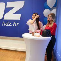 Doček izbornih rezultata u središnjici HDZ-a (Foto: Marko Prpic/PIXSELL) - 3