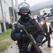 Policija na Kosovu, ilustracija (Foto: AFP)