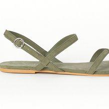 Gole sandale, H&M, 9,99 eura (74 kune)
