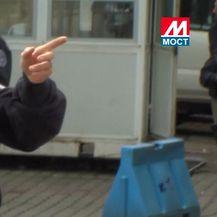 Napeto na Kosovu (Video: Reuters)