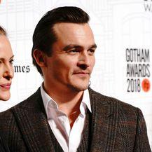 Aimee Mullins i Rupert Friend