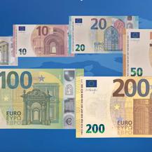 Novčanice, euri (Foto: Screenhot/European Central Bank)