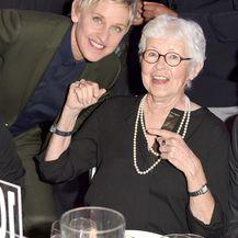 Ellen i Betty DeGeneres (Foto: Getty Images)