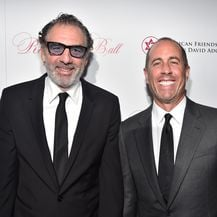 Michael Richards i Jerry Seinfeld (Foto: Getty Images)