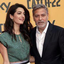 George i Amal Clooney (Foto: Getty Images)
