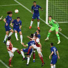 Chelsea - Arsenal (Foto: AFP)