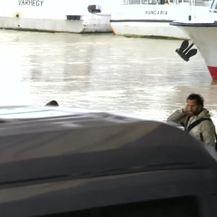 Budimpešta, dan nakon nesreće (Video: Dnevnik.hr)