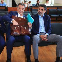 Zdravko i Zoran Mamić (Foto: Davor Javorovic/PIXSELL)