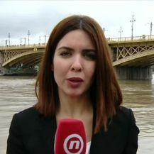 Valentina Baus o prevrtanju turističke brodice u Budimpešti (Video: Dnevnik Nove TV)
