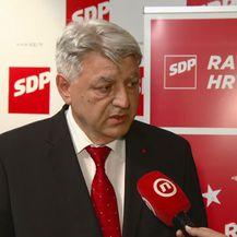 Potpredsjednik SDP-a Zlatko Komadina (Foto: Dnevnik.hr)