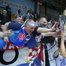 Cibona slavi naslov prvaka (Photo: Luka Stanzl/PIXSELL)