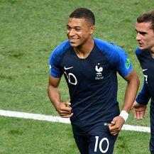 Kylian Mbappe i Antoine Griezmann (Foto: AFP)