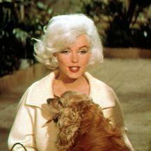 Marilyn Monroe na setu nikad dovršenog filma