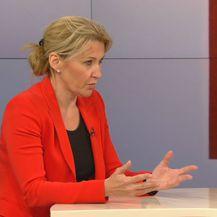 Nataša Novaković, predsjednica Povjerenstva za odlučivanje o sukobu interesa (Foto: Dnevnik.hr)