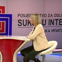 Nataša Novaković, predsjednica Povjerenstva za odlučivanje o sukobu interesa, gostovala u Dnevniku Nove TV (Video: Dnevnik Nove TV)
