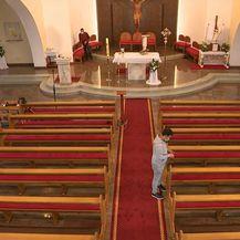 Pripremanje crkve za povratak vjernika - 2