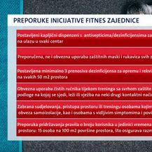 Prijedlozi Inicijative fitness zajednice