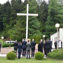 Andrej Plenković odao počast žrtvama Bleiburga