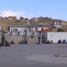 Kamp za migrante između Bihaća i Bosanskog Petrovca - 2