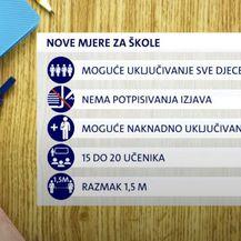 Nova pravila za škole i vrtiće - 1