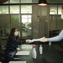 Glasanje tijekom epidemije koronavirusa, ilustracija - 3