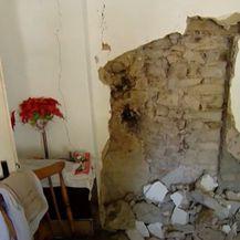 Šteta od potresa, ilustacija - 2