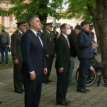 26. obljetnica vojno-redarstvene akcije Bljesak u Okučanima - 1