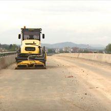 Izgradnja mosta na Korani - 2