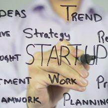 Startup, ilustracija