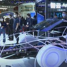 Predstavljanje robota taxija