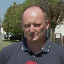 Davor Tubanjski, načelnik općine Antunovac