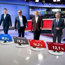 Osijek - Rezultati ekskluzivnog istraživanja Dnevnika Nove TV uoči lokalnih izbora