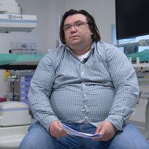 Vladimir Kalousek, specijalist radiologije