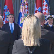 Zoran Milanović na Pantovčaku primio pripadnike Gromova - 2