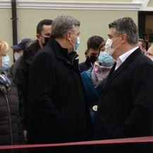 Vječna svađa Milanovića i Plenkovića - 1